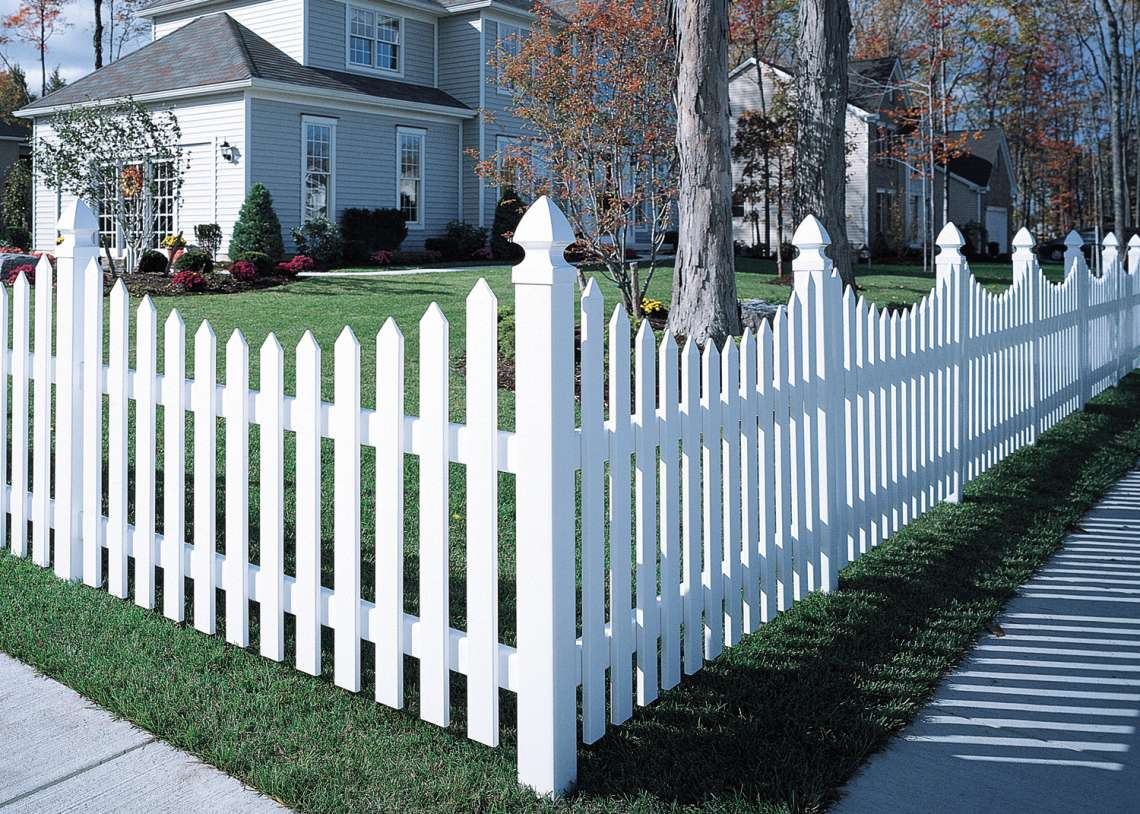 Vinyl fence supply idaho deck