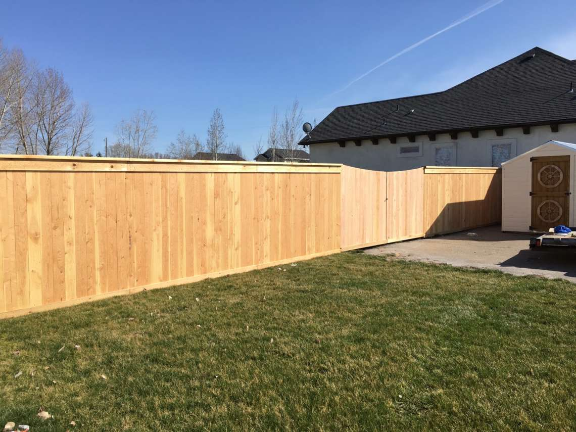 Wood Fence Supply